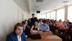 Состоялись долгожданные выступления кандидатов в Президенты первого курса юридического факультета!
